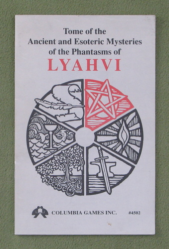 Image for Tome of the Ancient and Esoteric Mysteries of the Phantasms of Lyahvi (Harn Fantasy RPG Setting)