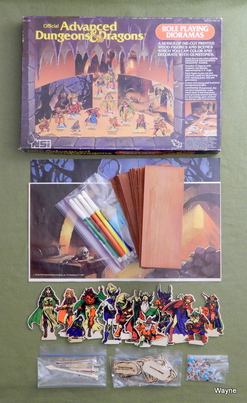 Image for Advanced Dungeons & Dragons: Role Playing Dioramas