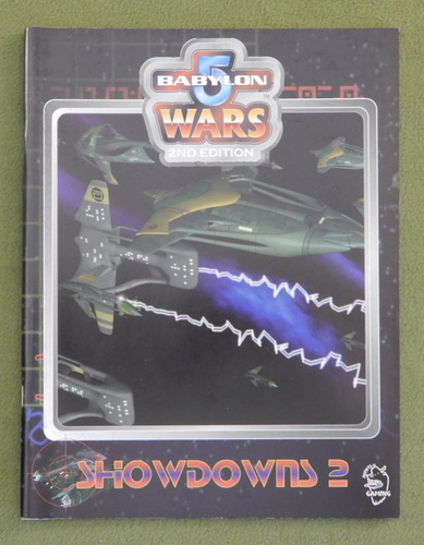 Image for Showdowns 2 (Babylon 5 Wars, 2nd edition)