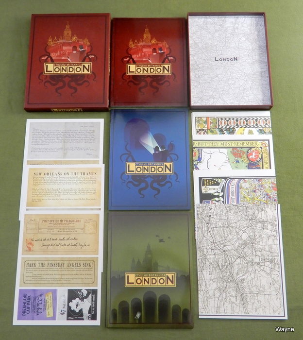 Image for Cthulhu Britannica London Box Set