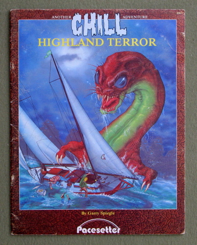 Image for Highland Terror (Chill) - PLAY COPY