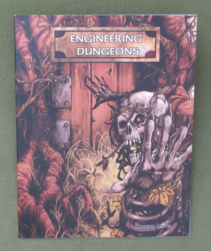 Image for Engineering Dungeons (Castles & Crusades)