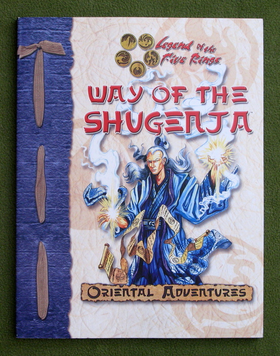 Image for Way of the Shugenja (Legend of the Five Rings: Oriental Adventures)