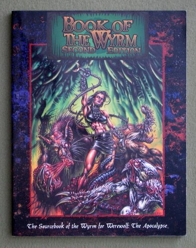 Image for Book of Wyrm, 2nd Edition (Werewolf: The Apocalypse)