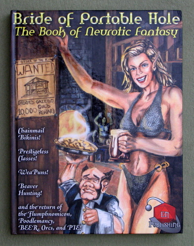 Image for Bride of Portable Hole: The Book of Neurotic Fantasy