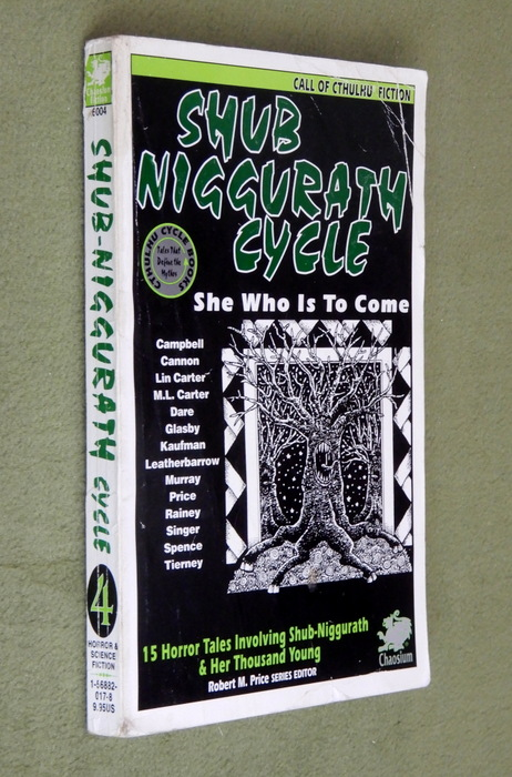 Image for Shub Niggurath Cycle (Call of Cthulhu Fiction)