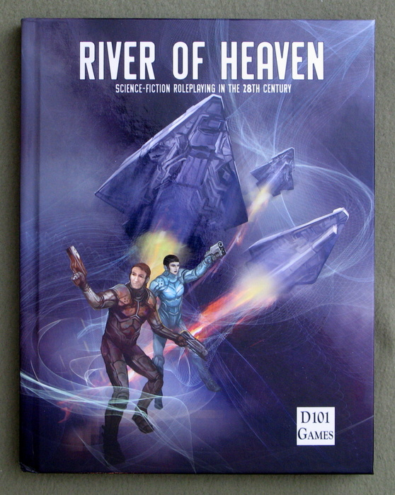 Image for River of Heaven: Science Fiction Roleplaying in the 28th Century