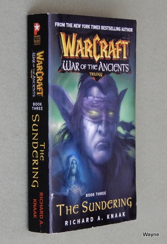 Image for The Sundering (Warcraft: War of the Ancients #3)