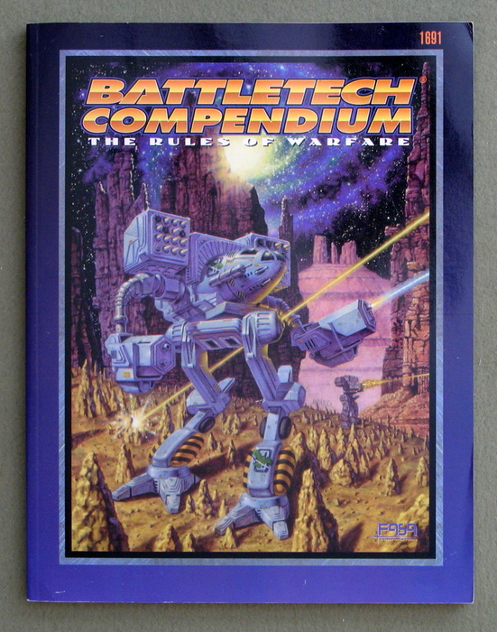 Image for Battletech Compendium: The Rules of Warfare