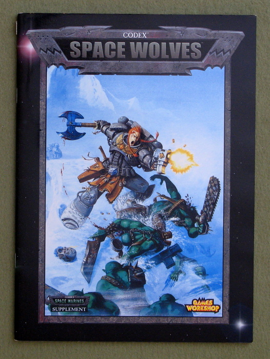 Image for Codex: Space Wolves (Warhammer 40,000)