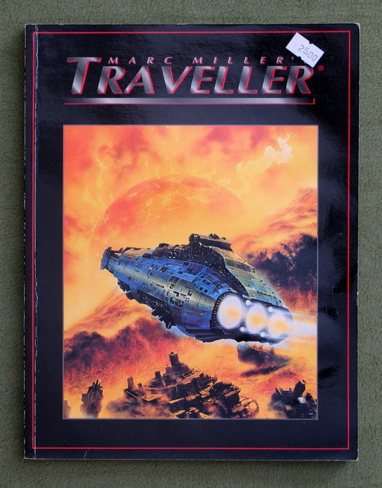 Image for Marc Miller's Traveller (T4) - PLAY COPY
