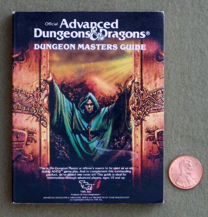 Image for Dungeon Masters Guide (Miniature AD&D Collector's Edition)