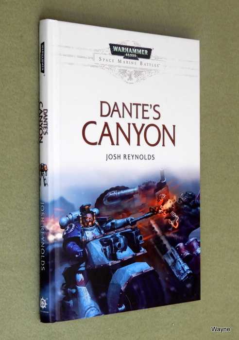 Image for Dante's Canyon (Warhammer 40,000: Space Marine Battles)