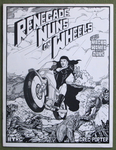 Image for Renegade Nuns on Wheels (Macho Women With Guns)
