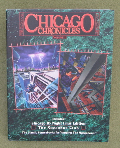 Image for Chicago Chronicles, Volume 1 (Vampire The Masquerade)
