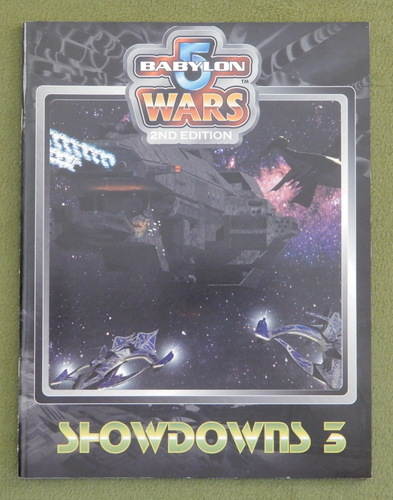 Image for Showdowns 3 (Babylon 5 Wars, 2nd edition)