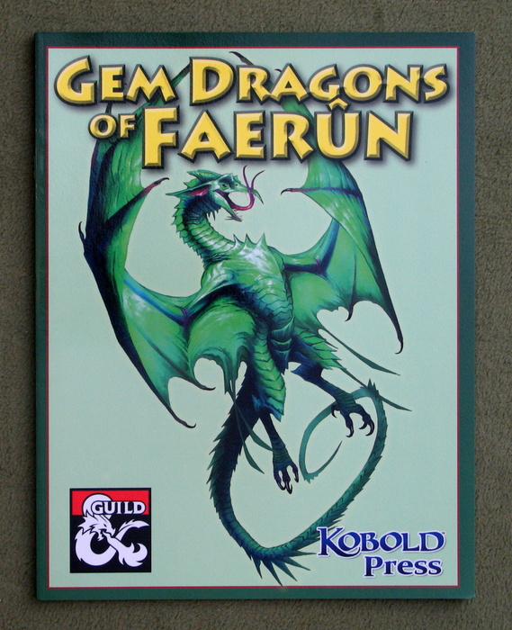 Image for Gem Dragons of Faerûn: Forgotten Realms (Dungeons & Dragons, 5th Edition)