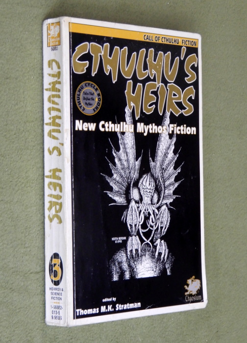 Image for Cthulhu's Heirs: New Cthulhu Mythos Fiction (Call of Cthulhu Fiction)