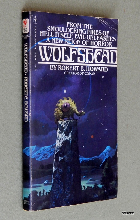 Image for Wolfshead