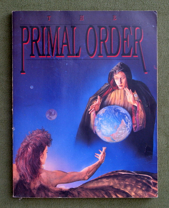 Image for The Primal Order - PLAY COPY