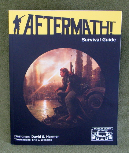 Image for Aftermath! Survival Guide