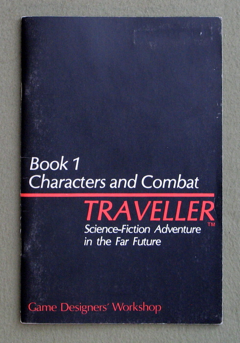 Image for Traveller: Book 1 - Characters and Combat