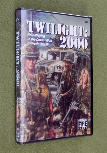 Image for Twilight: 2000 v1.0 (The Canon on CD-ROM)