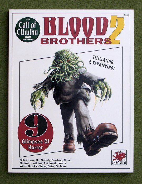 Image for Blood Brothers 2 (Call of Cthulhu)