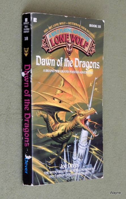 Image for Dawn of the Dragons (Lone Wolf, Book 18)