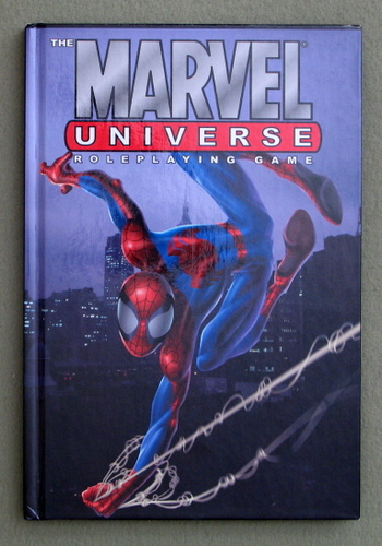 Image for Marvel Universe Roleplaying Game