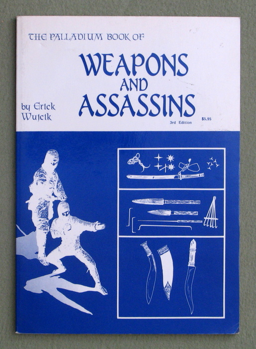 Image for The Palladium Book of Weapons and Assassins (3rd Edition)