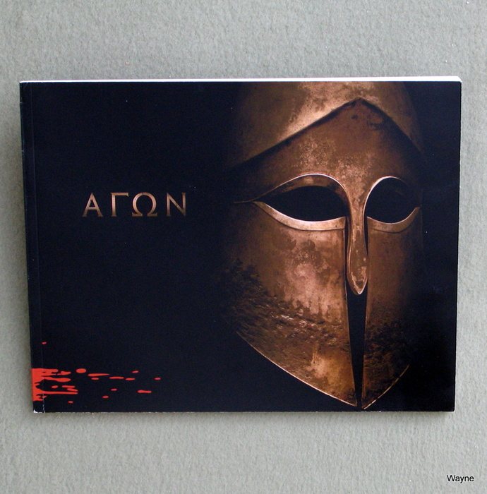 Image for Agon: Heroic Greek Roleplaying