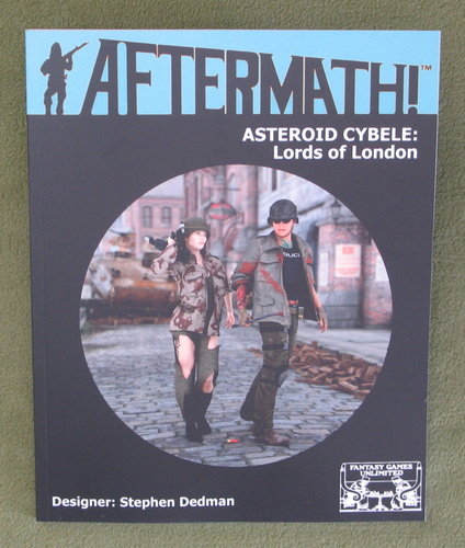Image for Asteroid Cybele: Lords of London (Aftermath RPG)