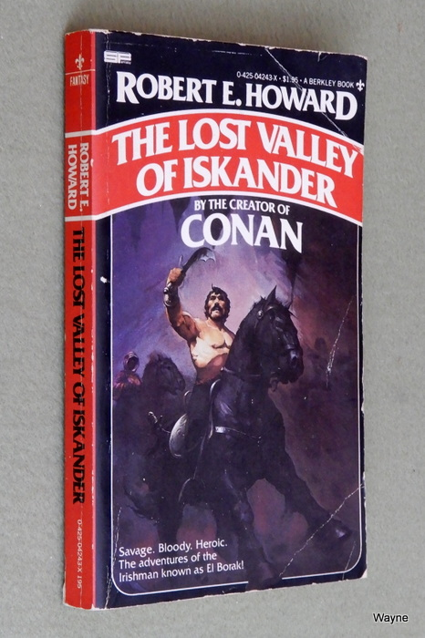 Image for The Lost Valley of Iskander