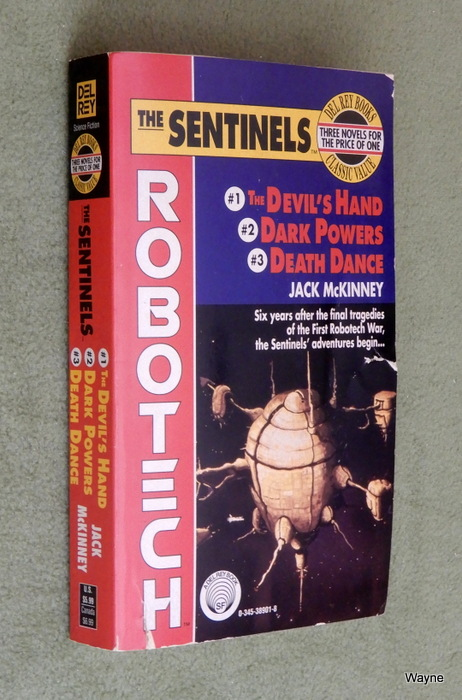 Image for Sentinels (Robotech Omnibus Vol 1-3: Devil's Hand, Dark Powers, Death Dance)