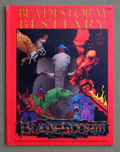 Image for Bladestorm Bestiary