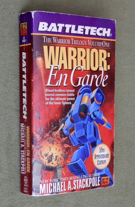 Image for Warrior: En Garde (Battletech: Warrior Trilogy, Volume One)