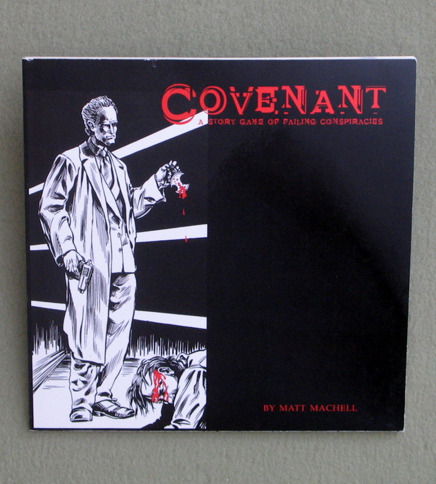 Image for Covenant: A Story Game of Failing Conspiracies