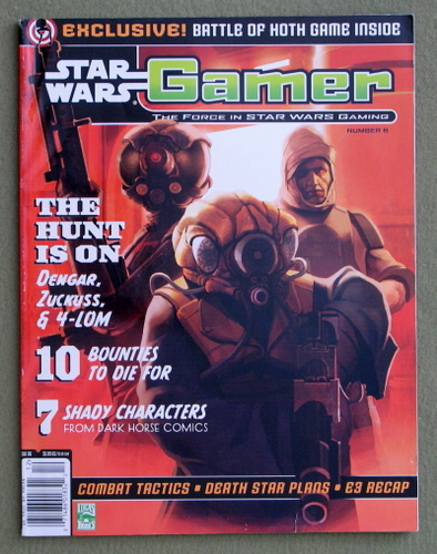 Image for Star Wars Gamer #6