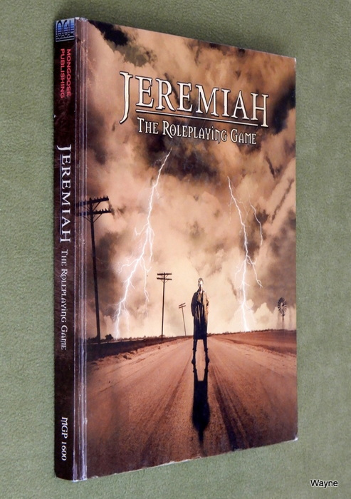 Image for Jeremiah: The Roleplaying Game