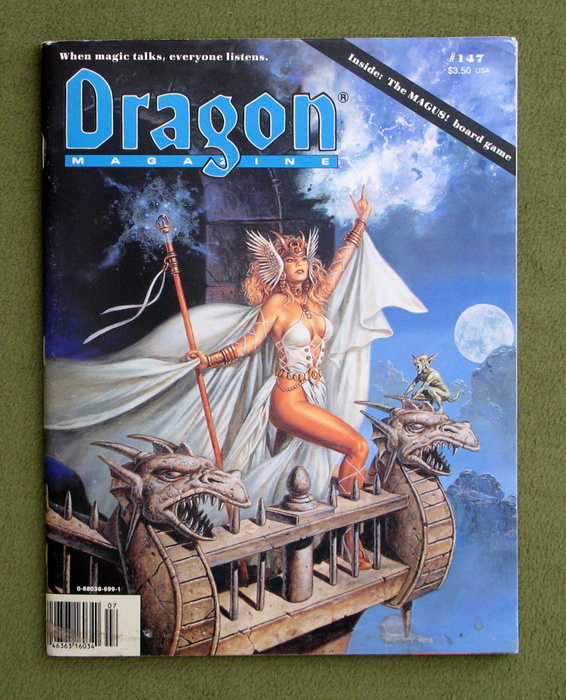 Image for Dragon Magazine, Issue 147
