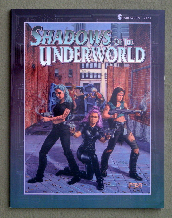Image for Shadows of the Underworld (Shadowrun)