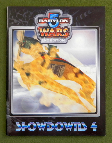 Image for Showdowns 4 (Babylon 5 Wars, 2nd Edition)