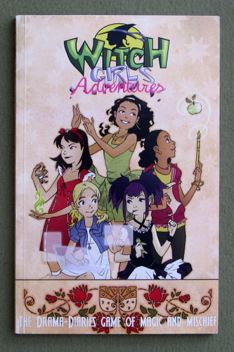 Image for Witch Girls Adventure: Rule Book
