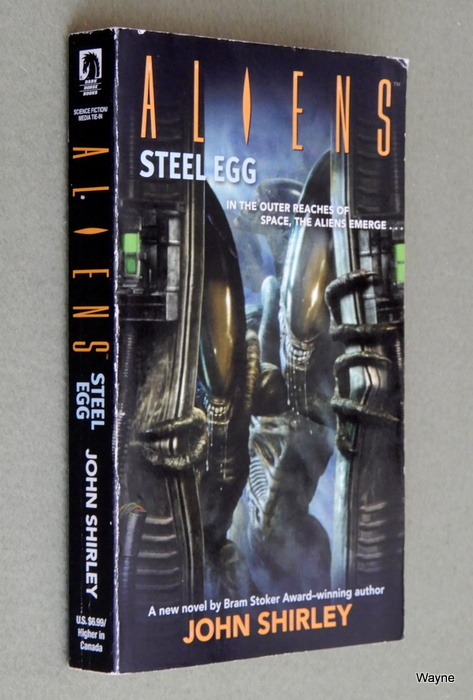 Image for Steel Egg (Aliens (Dark Horse))