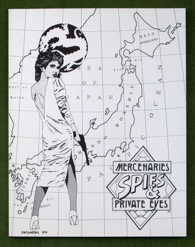 Image for Mercenaries, Spies and Private Eyes