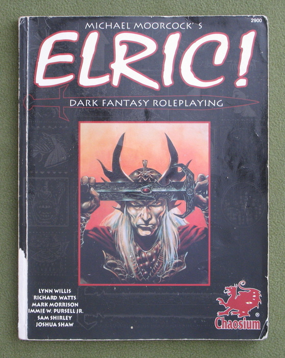 Image for Elric: Dark Fantasy Roleplaying - PLAY COPY