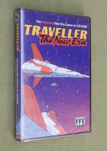 Image for Traveller - The New Era: The Extended Canon on CD-ROM
