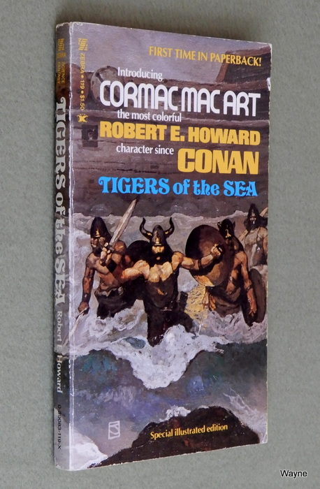 Image for Tigers of the Sea