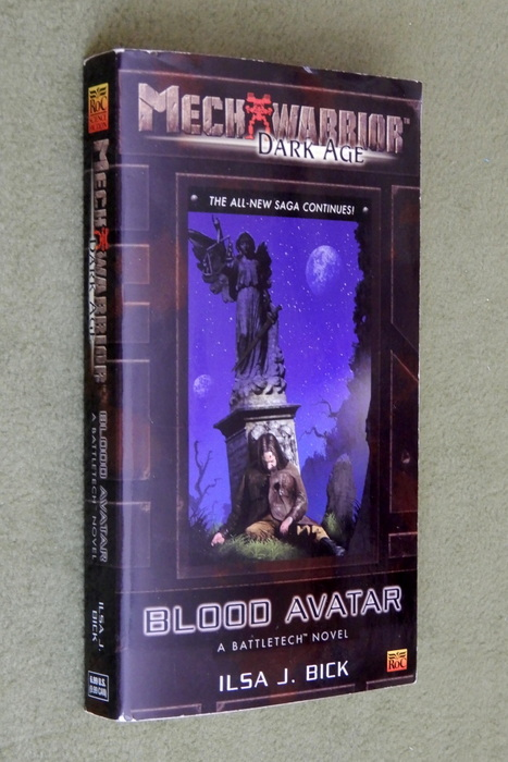 Image for Blood Avatar (Battletech: Mechwarrior: Dark Age)